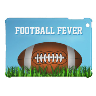 Cool American Footy in the Grass Football Fever iPad Mini Case