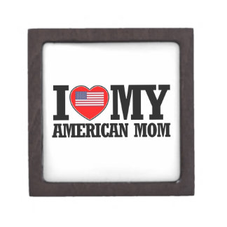 cool American mom designs Gift Box