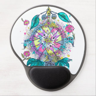 Cool and colorful dreamcatcher gel mousepads