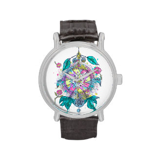 Cool and colorful dreamcatcher watches