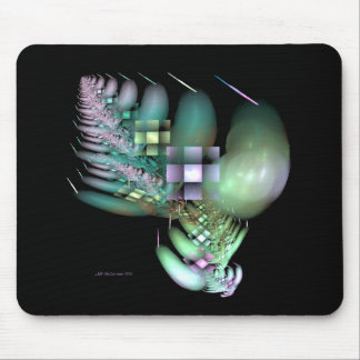 Cool and Curious Mousepad