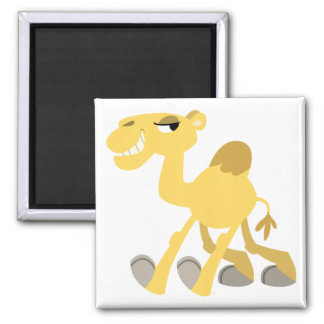 Cool and Cute Cartoon Camel Magnet