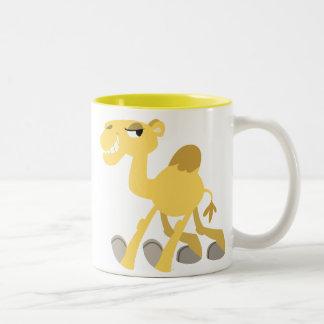 Cool and Cute Cartoon Camel Mug