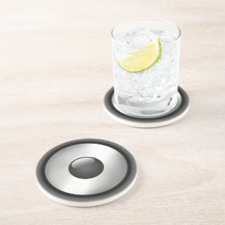 Cool and fun Music Speaker design Coaster