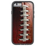 Cool and Funny Football Pattern Sports Fan Tough Xtreme iPhone 6 Case