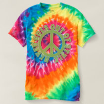 Cool and Groovy Peace Never Goes out Of Style T-shirt