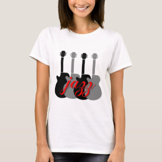 Cool and hip Jazz T-Shirt