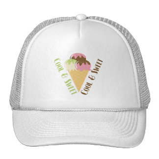 Cool and Sweet Trucker Hat