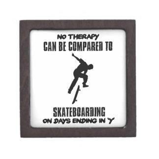 cool and trending skateboarding DESIGNS Gift Box