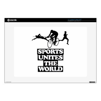 """cool and trending Sports DESIGNS 15"""" Laptop Decals"""