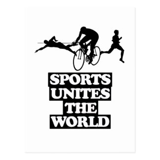 cool and trending Sports DESIGNS Postcard