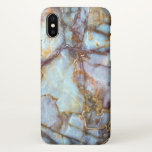"""Cool and Trendy Marble Stone Texture Pattern iPhone X Case<br><div class=""""desc"""">Trendy Marble Stone Texture Pattern iPhone X case.</div>"""