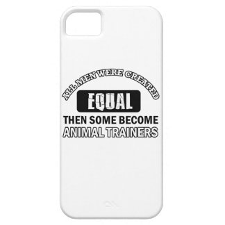 Cool Animal Trainer designs iPhone SE/5/5s Case