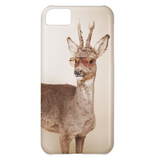 Cool animals in sunglasses case for iPhone 5C