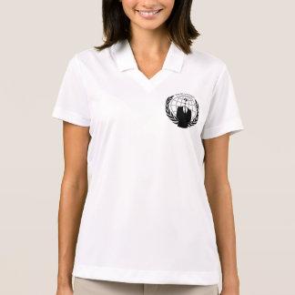 Cool Anonymous Logotype Tee Shirts