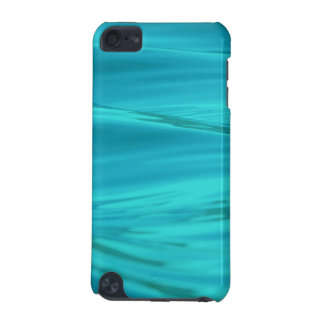 Cool Aqua Blue Summer Water Ripples iPod Touch (5th Generation) Covers