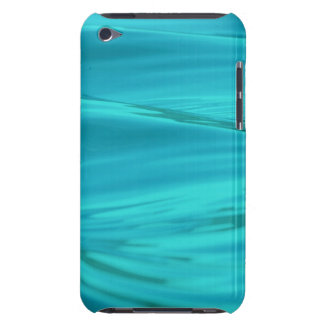 Cool Aqua Blue Summer Water Ripples iPod Touch Covers