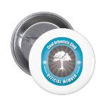 Cool Arborists Club Pinback Button