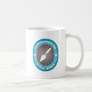 Cool Archaeologists Club Coffee Mug