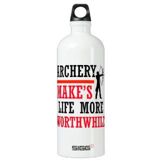 cool archery Design Water Bottle