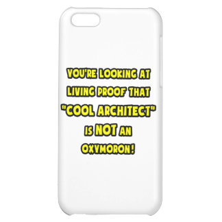Cool Architect Is NOT an Oxymoron iPhone 5C Covers