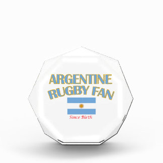 cool Argentine rugby fan DESIGNS Award