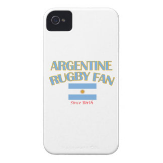 cool Argentine rugby fan DESIGNS iPhone 4 Case-Mate Case