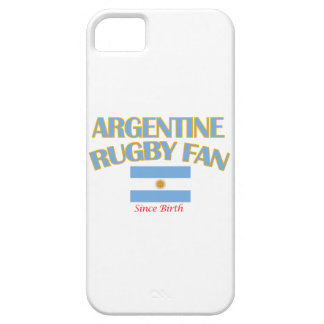 cool Argentine rugby fan DESIGNS iPhone 5 Case