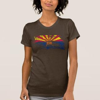 Cool Arizonan flag design T-shirt