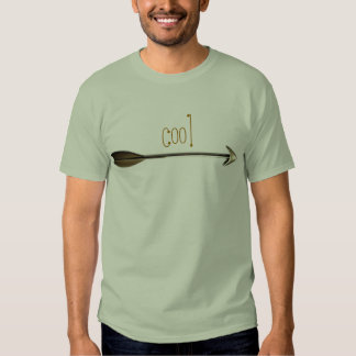 Cool Arrow!  (Culero) Tee Shirt