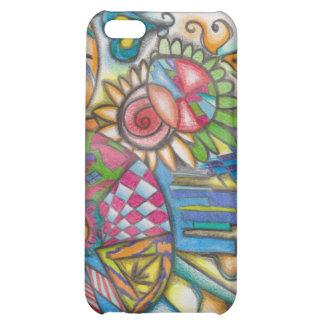 Cool art I Phone Case iPhone 5C Case