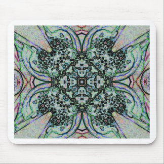 Cool Artistic Cross Shaped Pattern Mouse Pad