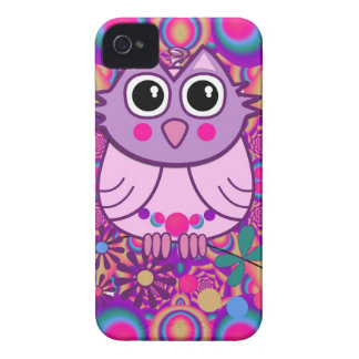 Cool artistic Owl Blackberry bold case