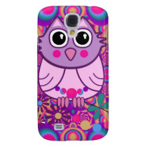 Cool artistic Owl HTC Vivid Tough Case
