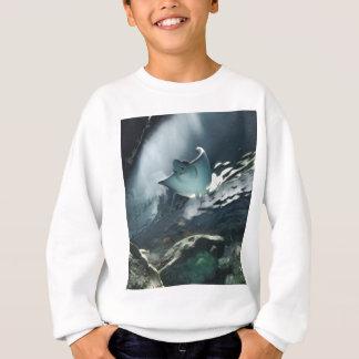 Cool Artistic Underside of Stingray Sweatshirt