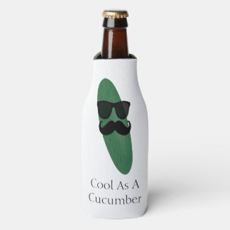 Cool As A Cucumber Bottle Cooler