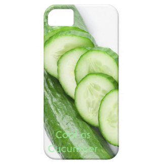 Cool as a Cucumber iPhone SE/5/5s Case