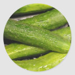 cool As A cucumber Sticker