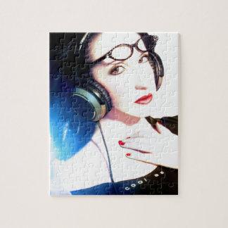 Cool As . . .  - Self Portrait Puzzles