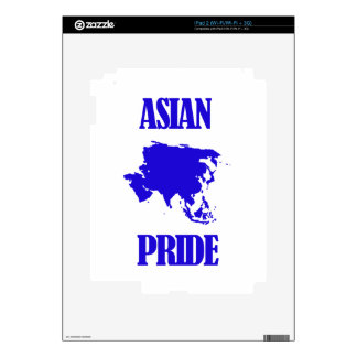 Cool Asian designs Skins For iPad 2