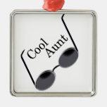Cool Aunt Ornament