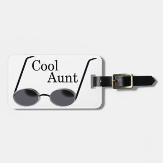 Cool Aunt Tag For Luggage