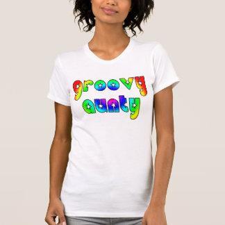 Cool Aunts Christmas & Birthdays : Groovy Aunty Tshirts