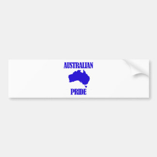 cool Australian designs Bumper Stickers