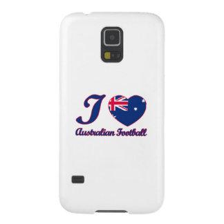cool Australian Football fan DESIGNS Case For Galaxy S5