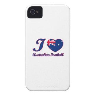 cool Australian Football fan DESIGNS iPhone 4 Covers