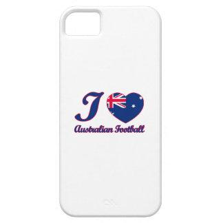 cool Australian Football fan DESIGNS iPhone SE/5/5s Case