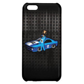 Cool Auto Racing iPhone 5C Cover