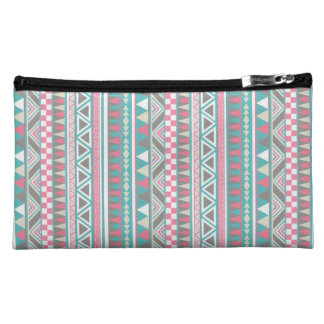 Cool aztec Andes Pattern Cosmetic Bag