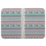 Cool aztec Andes Pattern Kindle Case
